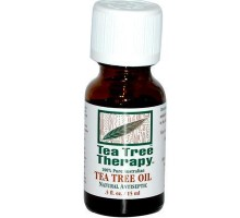 Tea Tree Therapy Pure Tea Tree Oil 15ml (1x.5 Oz)