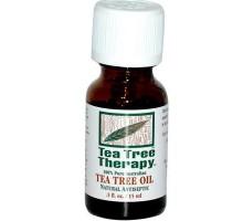 Tea Tree Therapy Pure Tea Tree Oil 15ml (1x.5 Oz)