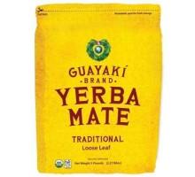 Tradicional té flojo Guayakí (1 x 5 Lb)