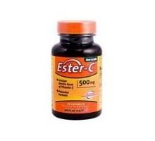 American Health Ester-c 500 Citrus Bioflavonoids (1x60 Cap)