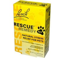 Remedio de rescate del animal doméstico de Bach (1 x 10 Ml)