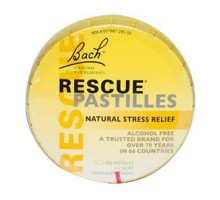 Bach rescate remedio pastillas Ctrds (12 x 50 Gm)