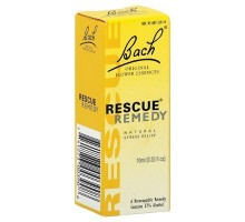 Remedio rescate de Bach (1 x 10 Ml)