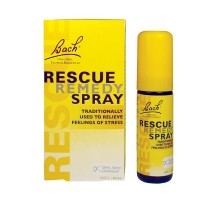 Spray de remedio de rescate de Bach (1 x 20 Ml)
