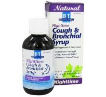 Boericke & Tafel Nighttime Cough & Bronchial Syrup (1x4 Oz)