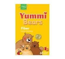 Hero Nutritionals Yummi osos suplemento de fibra (1 x 60 osos)