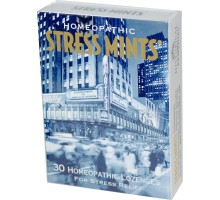 Histórico remedios homeopáticos estrés losanje (12 x 30 mentas)