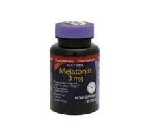 Liberación de tiempo Melatonina Natrol 3mg-100 (1 x 100 Tab)
