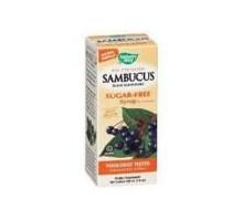 Forma Sambucus jarabe de niños de la naturaleza (1 x 4 Oz)