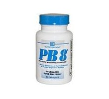 Nutrition Now Pb8 Acidophilus Vegetarian (1x60 Cap)