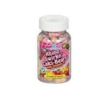 Nutrition Now Rhino Calci Bears With Vitamin D (1x60 Chew)