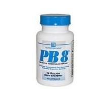 Nutrición ahora Pb8 Pro-bióticos Acidophilus (1 x 60 Cap)