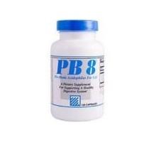 Nutrición ahora Pb8 Pro-bióticos Acidophilus (1 x 120 Cap)