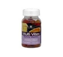 Nutrición ahora Gummy vitaminas Multivites (1 x 70 Ct)