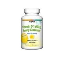 Arco iris luz soleado gomitas vitamina D 1000 (1 x 50 gotas)