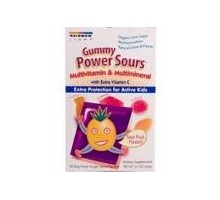Rainbow Light Gummy Power Sours Multi Vitamin (1x30 Pkt)
