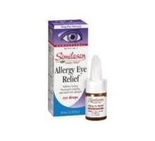 Simlasan alergia ocular gotas (1x.33 Oz)