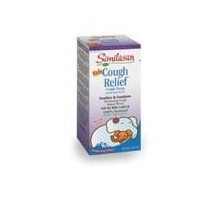 Jarabe de alivio de la tos Simlasan infantil (1 x 4 Oz)