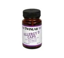 Twin Lab alergia D 400 UI (1 x 100 Cap)