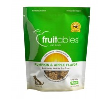 Fruitables Pumpkin & Apple Mix Dog Treats (8x7 Oz)