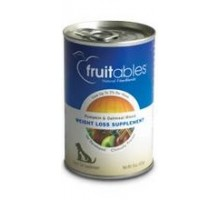 Fruitables Pumpkin/oatmeal Blend, Dog Weight Loss (12x15 Oz)