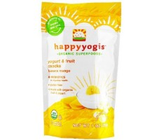 Happy Baby Banana Mango yogur derrite (8 x 1 Oz)