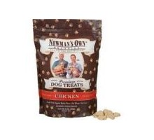 Newman's Own Chicken Medium Dog Treats (6x10 Oz)