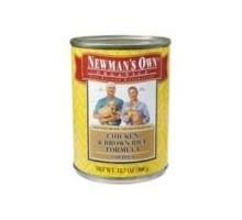 De Newman propio pollo y arroz alimento de perro puede (12x12.7 Oz)