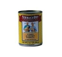 Newman's Own Turkey & Chicken Dog Food (12x12.7 Oz)