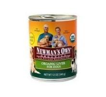 Res de Newman perro lata de comida (12 x 12 Oz)