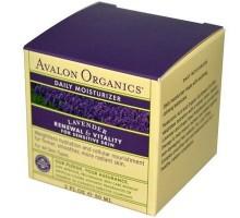 Avalon lavanda crema hidratante diaria (1 x 2 Oz)