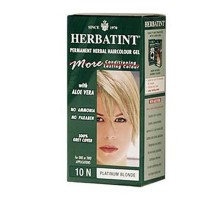 Herbatint 10n Platinum Blonde Hair Color (1xkit)