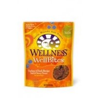 Wellness Wellbites Turkey & Duck Dog Treats (8x8 Oz)