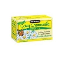 Bigelow Cozy Chamomile Herb Tea (6x20 Bag)