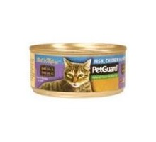 Pet Guard Cat Fish Chicken Liver (24x5.5 Oz)