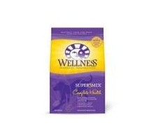 Wellness Super 5 Mix Chicken Dry Dog Food (1x15lb)