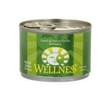 Wellness Dog Canned Sweet Potato & Lamb (12x12.5 Oz)