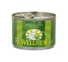 Wellness Dog Canned Sweet Potato & Lamb (12x12.5 Oz)