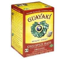 Guayaki Yerba Mate Chai Spice (3x16 Ct)