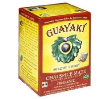 Guayakí Yerba Mate Chai Spice (Ct 3 x 16)