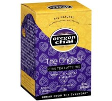 Oregon Chai Original Chai Latte Mix (3x8 Ct)