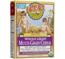 Earth's Best Multi Grain Cereal (3x8 Oz)