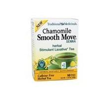 Movimiento suave tradicionales medicinales manzanilla (3 x 16 bolso)