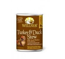 Wellness Turkey & Duck Stew With Sweet Potatoes & Cranberries (12x12.5 Oz)