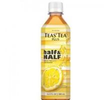 Té de Grean de mitad y mitad W/limonada de infusiones (12x16.9 Oz)