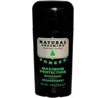 Herban vaquero desodorante Stick bosque (1x2.8 Oz)