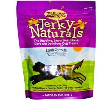 Zuke's Jerky Lamb Dog Treats (12x6 Oz)