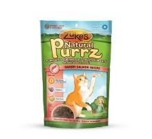 Zuke's Natural Purrz Salmon (12x3 Oz)