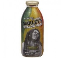 Marley's Mellow Mood Green Tea With Honey (12x16oz)