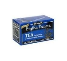 Té de té inglés de Bigelow (6 x 20 bolsa)